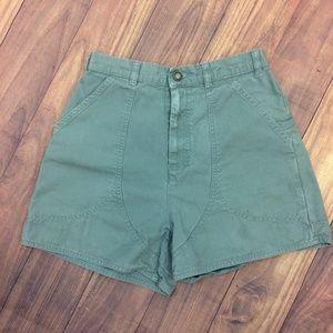 Womens Patagonia Organic Cotton Shorts 8